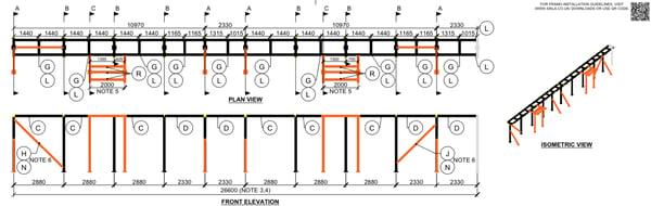 data center structure design