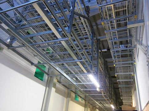 siFramo modular steel for data centers