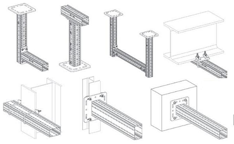 typical frame configurations