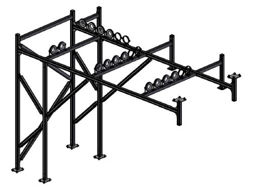 Complex Frame Design