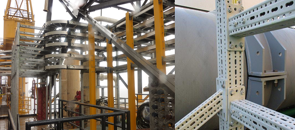 standard coating  in  offshore environment