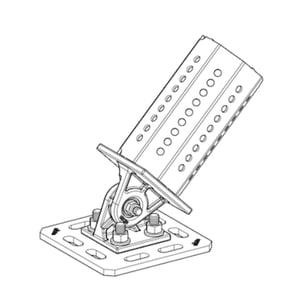pivot joint base plate2