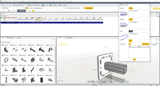 Cadenas Sikla Software