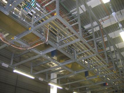 UK 1st siFramo Project - Stansted Aiport Expansion (STEX)