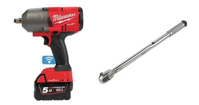 Impact Wrench and  Torque Wrench
