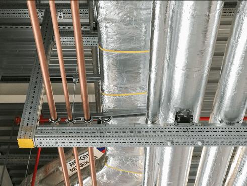 siFramo steel framing system