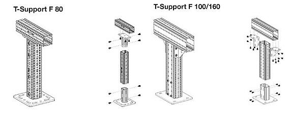 t-supports