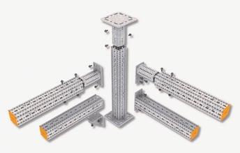 Modular Steel siFramo