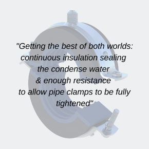 quote chilled water clamp