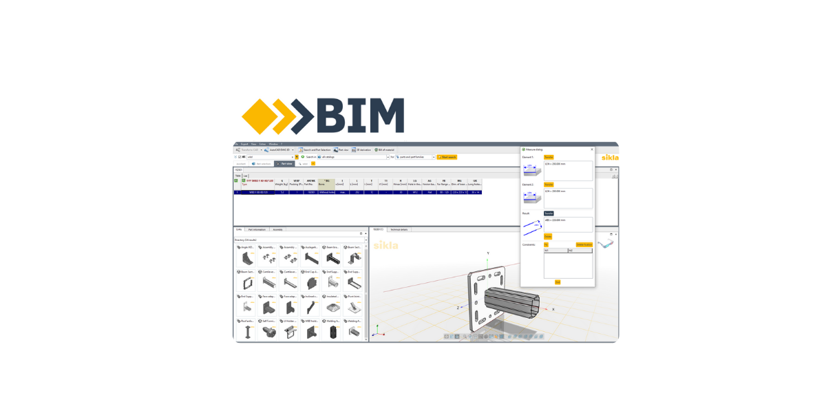 BIM Model Design Tools Integration