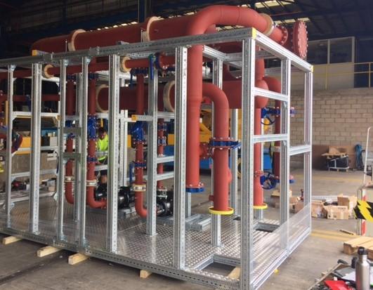 siFramo Modular Steel Framing System