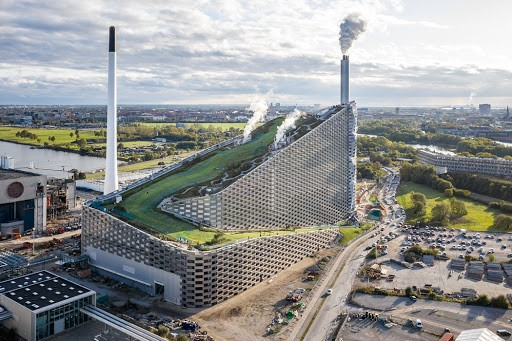 Modular Pipe  Support Systems in Energy from Waste plants
