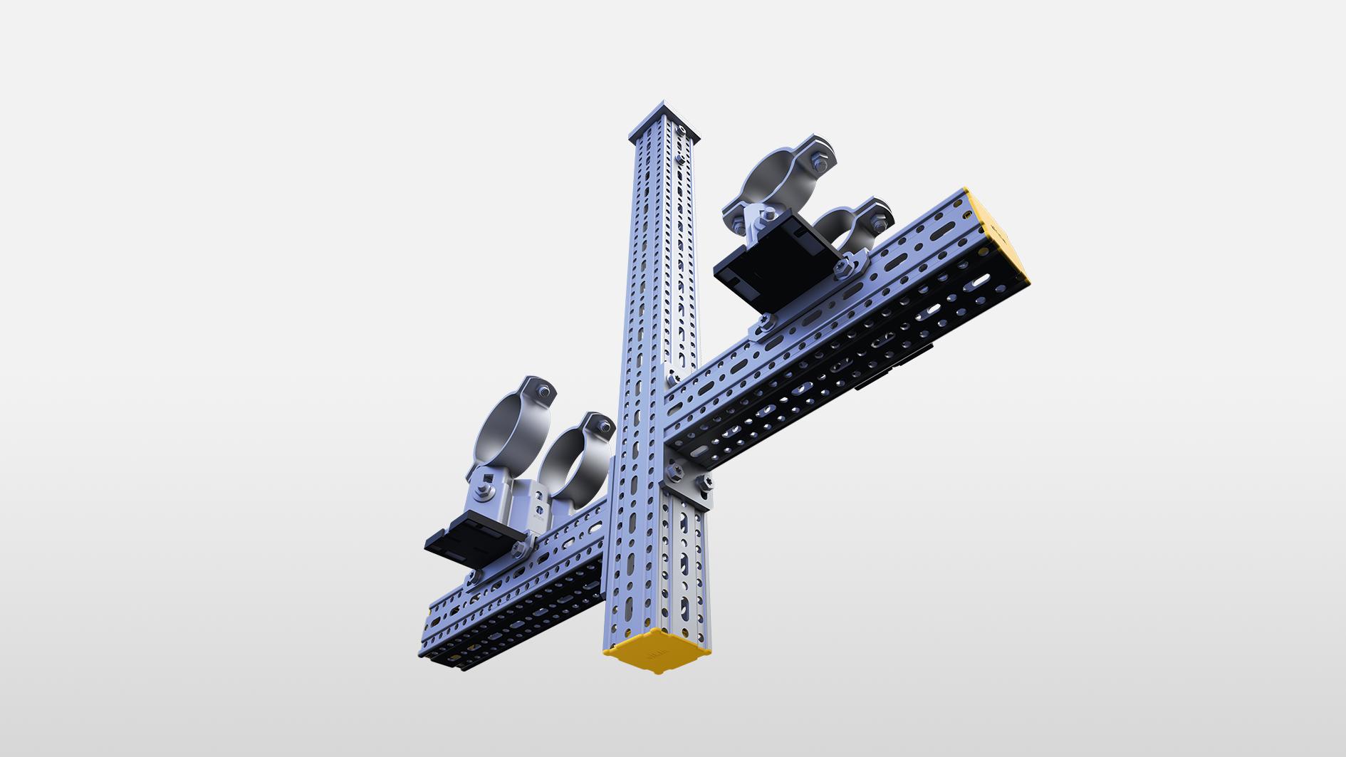 siFramo steel modular system