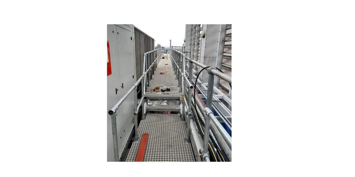 prefabricated walkways with sikla